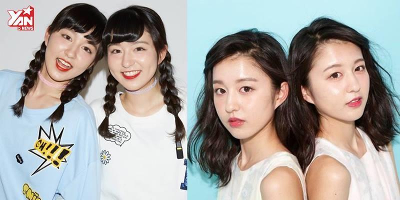 Nghía qua gu thời trang cực đẹp của cặp sinh đôi cover hot nhất Nhật