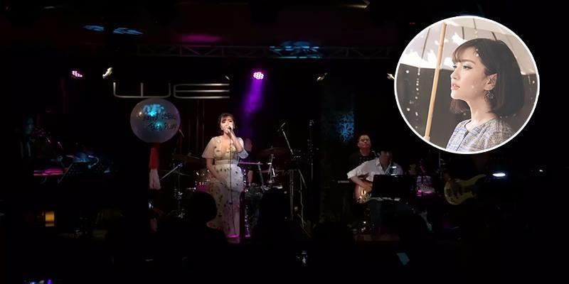 """Bích Phương ngọt ngào hát live """"Gửi anh xa nhớ"""""""