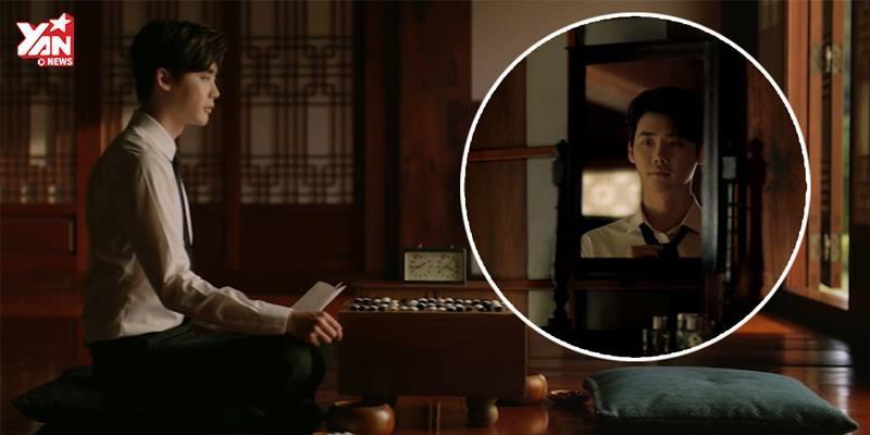 Mỹ nam Lee Jong Suk đầy tâm trạng trong MV mới nhất của Davichi