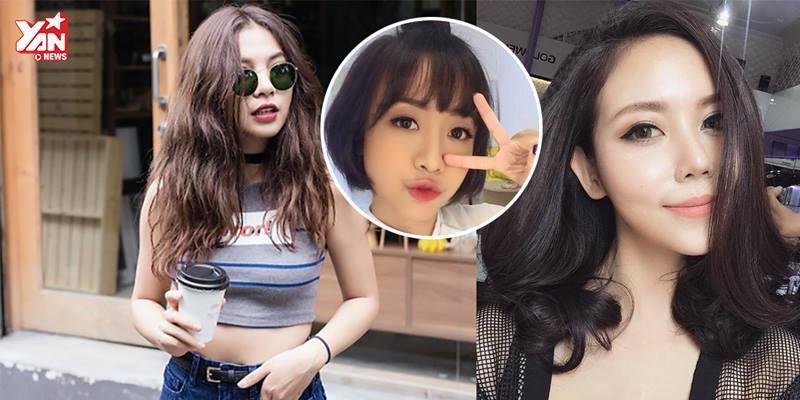 Muốn đổi kiểu tóc, hãy thử 3 kiểu đang được con gái Việt ưa chuộng