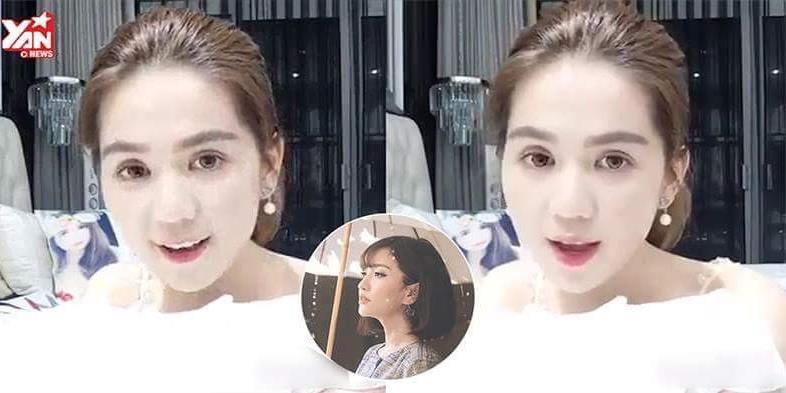"""Ngọc Trinh hát nhép hit """"Gửi anh xa nhớ"""" """"đốn tim"""" fans"""