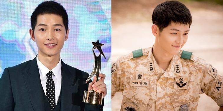 yan.vn - tin sao, ngôi sao - Tranh cãi xung quanh giải Daesang đầu tiên của Song Joong Ki