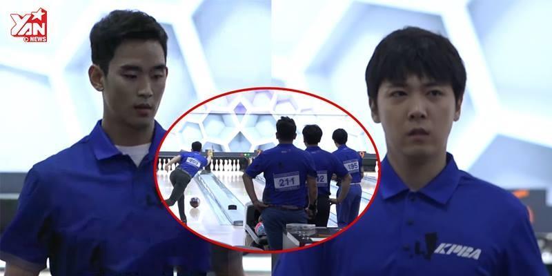 Kim Soo Hyun, Lee Hong Ki tái xuất với vai trò tuyển thủ bowling