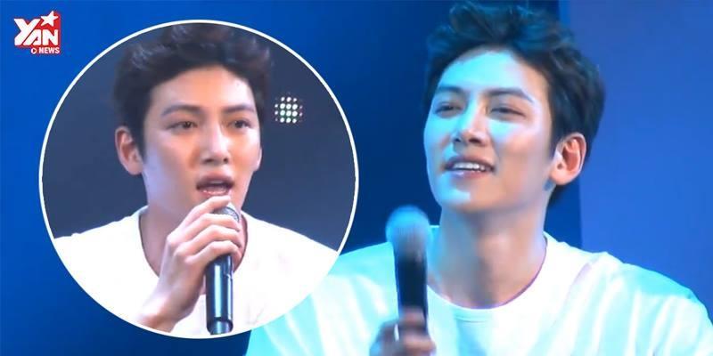 """Tan chảy khi nghe Ji Chang Wook hát """"Đồng thoại"""" cực tình cảm"""