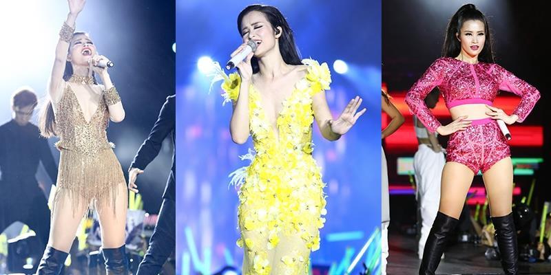 yan.vn - tin sao, ngôi sao - Đông Nhi khóc cười cùng hơn 15.000 khán giả trong liveshow đầu tiên