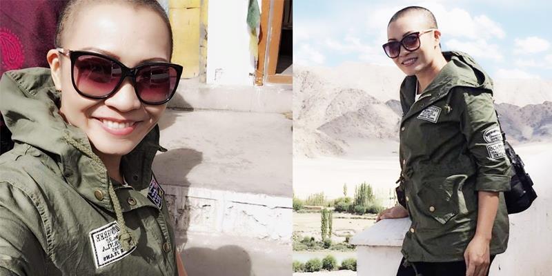 yan.vn - tin sao, ngôi sao - Phương Thanh quyết không đội tóc giả khi lên sân khấu biểu diễn
