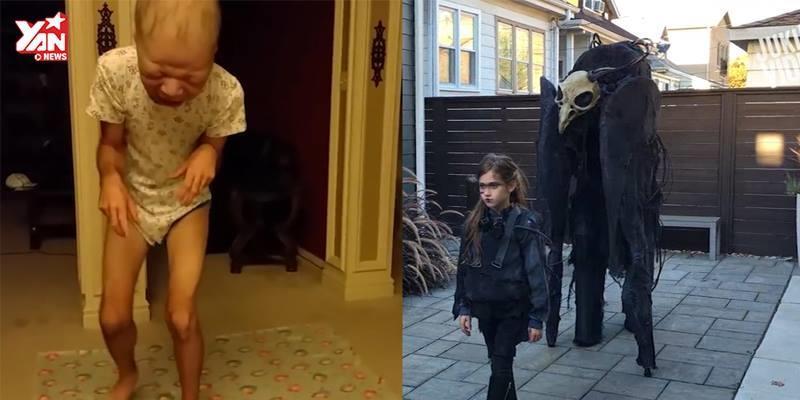 Choáng với những trang phục Halloween sáng tạo không tưởng