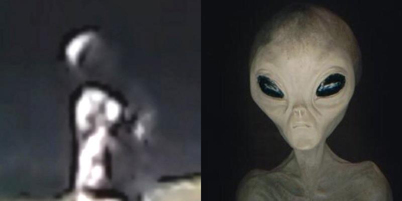 Bất ngờ chạm trán người ngoài hành tinh tại khu vực từng xuất hiện UFO