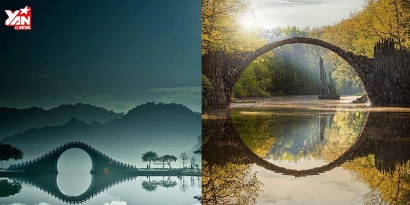13 cây cầu đẹp như cổ tích trên khắp thế giới, bạn biết chưa?