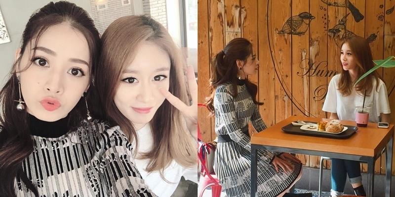 yan.vn - tin sao, ngôi sao - Hết được Á hậu tiếp đón, Chi Pu lại đi ăn và livestream với Jiyeon