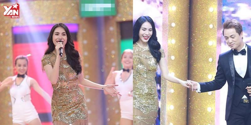 Hơn chục năm, Thủy Tiên tái ngộ Đăng Khôi hát Cô bé mùa đông
