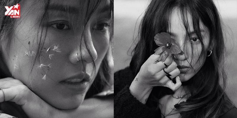 """Sau 3 năm, Lee Hyori đã trở lại bằng bộ ảnh đẹp """"nao lòng"""""""