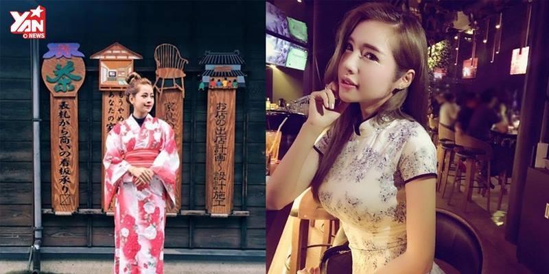 Sao Việt đẹp đến ngỡ ngàng khi diện quốc phục nước bạn