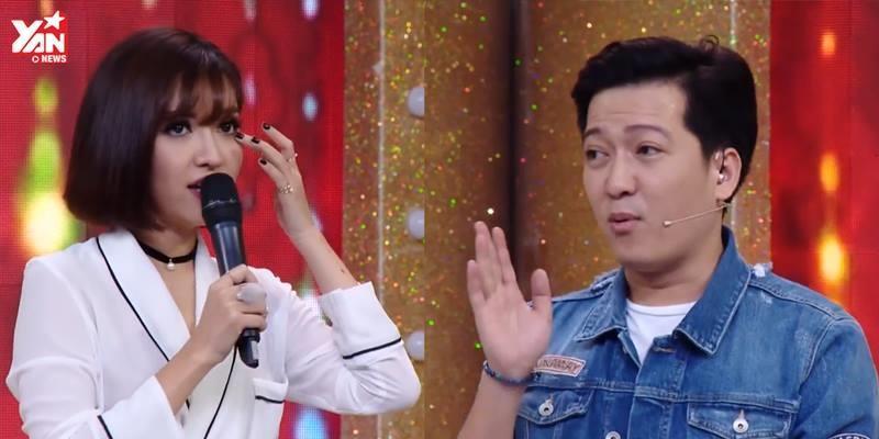 """Trường Giang chặt chém khiến khách mời Bích Phương """"không đỡ nổi"""""""