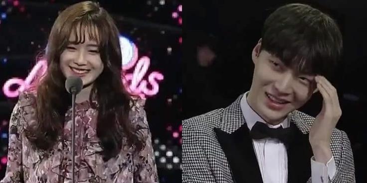 yan.vn - tin sao, ngôi sao - Ahn Jae Hyun công khai tỏ tình Goo Hye Sun tại lễ trao giải