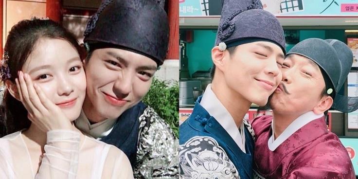 """yan.vn - tin sao, ngôi sao - Park Bo Gum  đích thị là """"Hoa hậu thân thiện"""" của Mây Họa Ánh Trăng"""