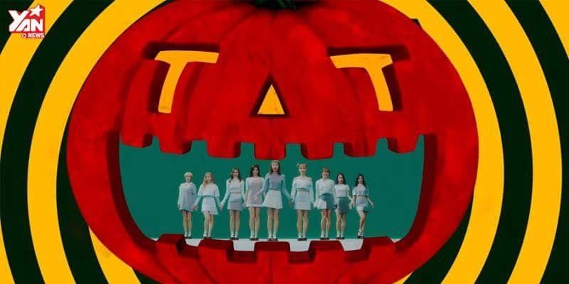 TWICE đẹp ma mị trong MV Halloween mới ra lò