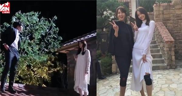 Hậu trường nhắng nhít khó đỡ của cặp đôi K2 Yoona, Ji Chang Wook