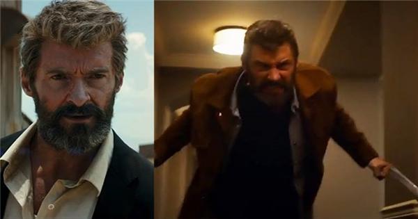 Hugh Jackman già cỗi trong trailer đầu tiên của 'Wolverine 3'