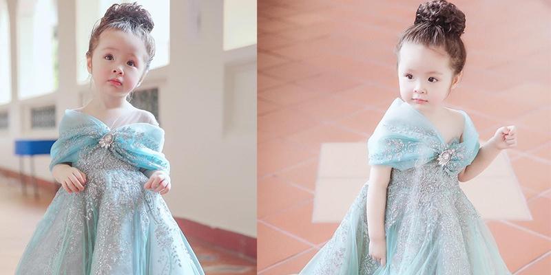 Cadie Mộc Trà hoá thân công chúa Lọ Lem làm chao đảo cộng đồng mạng