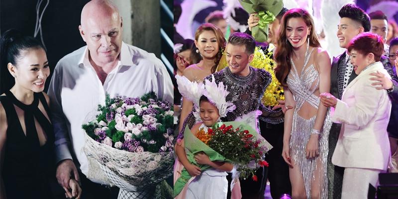 Thu Minh, Noo Phước Thịnh và dàn sao Việt mừng sinh nhật Mr Đàm