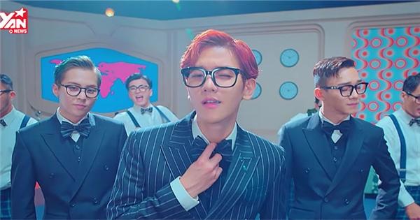 Baekhyun Xiumin trổ tài bắn rap trong MV mới ra lò của EXO-CBX