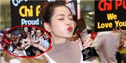 yan.vn - tin sao, ngôi sao - Fans Chi Pu thi nhau chạm chiếc cúp mà thần tượng vinh dự đạt được