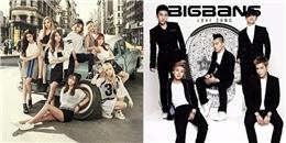 yan.vn - tin sao, ngôi sao - Những nhóm nhạc thành công nhất lịch sử Kpop đã đi vào huyền thoại