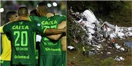 Đối thủ của Chapecoense nhường chức vô địch sau thảm kịch rơi máy bay