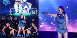 yan.vn - tin sao, ngôi sao - Khán giả sởn gai ốc với khả năng hát live của Thu Minh