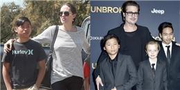 Sự thật tin đồn 'mẹ ruột đòi lại Pax Thiên' khi Jolie và Pitt chia tay