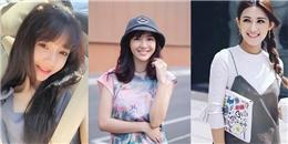 Ngây ngất trước những 'hot girl' Việt khuynh đảo cộng đồng mạng