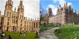 Châu Á trượt top 10 trường đại học tốt nhất thế giới năm 2016-2017