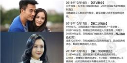 yan.vn - tin sao, ngôi sao - Paparazi tung ghi chép chi tiết quá trình Lưu Khải Uy