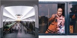 Vén 'bức màn' bí ẩn của hệ thống tàu điện ngầm tại thủ đô Bình Nhưỡng