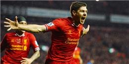 Người hâm mộ tiếc nuối khi huyền thoại sân cỏ Steven Gerrard giải nghệ