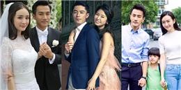yan.vn - tin sao, ngôi sao - Những cặp đôi phim giả tình thật yêu từ màn ảnh ra ngoài đời