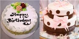 Bạn có để ý sự thay đổi của 'bánh sinh nhật' trong 10 năm vừa qua?