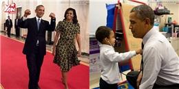 Bộ ảnh thú vị về tổng thống Obama được nhiếp ảnh gia Nhà Trắng tiết lộ