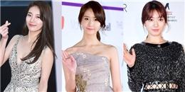 """yan.vn - tin sao, ngôi sao - Màn đọ sắc """"một chín một mười"""" của Yoona, Park Shin Hye và Suzy"""