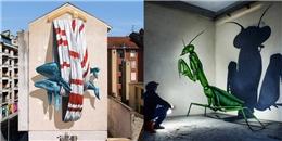 Ngỡ ngàng trước 25 kiệt tác 3D đường phố trên thế giới