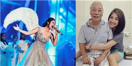 yan.vn - tin sao, ngôi sao - Pha Lê biến sân khấu thành thánh đường cầu nguyện cho ba