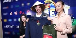 yan.vn - tin sao, ngôi sao - Mai Ngô tự tin dùng tiếng Anh đặt câu hỏi và nói chuyện với Redfoo