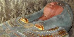 Bất ngờ tìm thấy xác ướp cổ 2.500 tuổi gần như còn nguyên