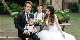 Vợ chồng Đăng Khôi hạnh phúc kỉ niệm 11 năm gắn bó bên nhau