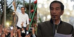 Chiếc áo khoác 'gây sốt' của Tổng thống Indonesia
