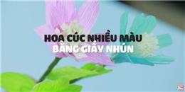 DIY || Hướng Dẫn Làm Hoa Handmade | Phần 1