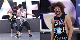 yan.vn - tin sao, ngôi sao - Redfoo cùng ekip tất bật tập luyện trước giờ G của YAN Beatfest