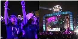 Giới trẻ Sài thành đã 'quẩy tung nóc' lễ hội YAN Beatfest như thế đấy!