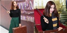 """yan.vn - tin sao, ngôi sao - """"Triệu biểu cảm"""" đáng yêu và dễ thương của cô phù thuỷ Diễm My 9x"""